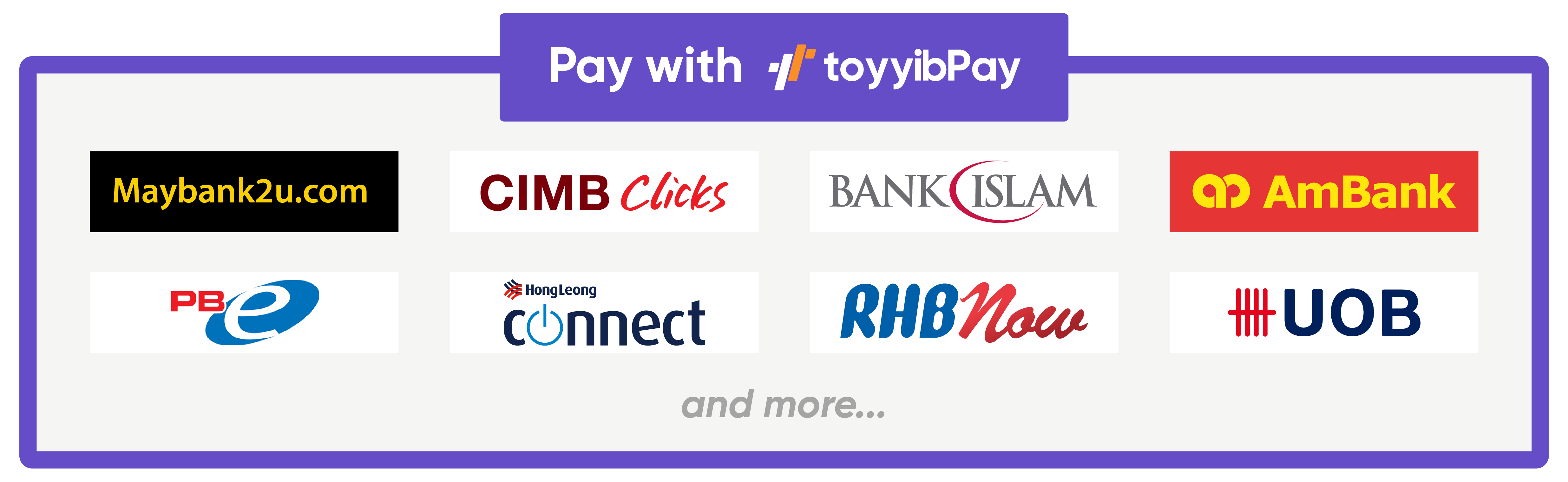 Pay by FPX or Credit/Debit Card